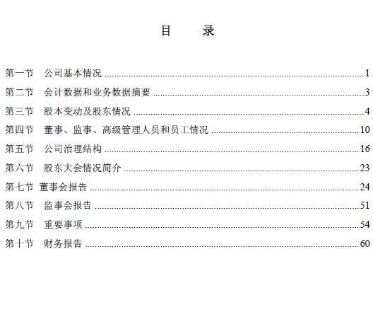 报告及公司治理结构 130页 年度报告