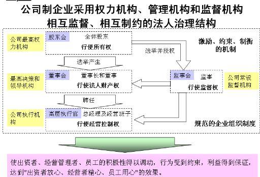 某工程公司治理结构设计报告 ppt 27页 公司治理