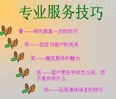 酒店服务礼仪培训ppt/酒店服务礼仪视频/酒店餐饮