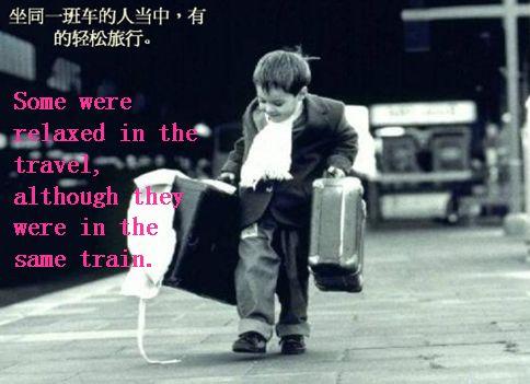 英文哲理故事 英语教学哲理故事生命的列车ppt20页财富