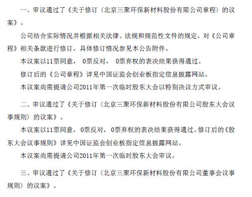 北京某公司第二届董事会第二次会议决议公告