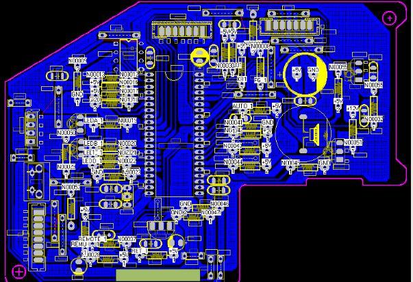 浅谈pcb电路板设计流程